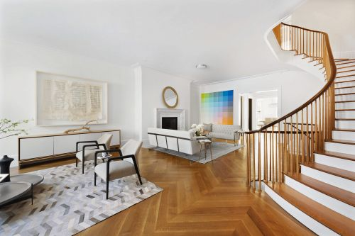 Real estate bigwig finds buyer for $23.5M townhouse