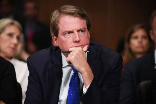 Reports: White House Counsel Don McGahn returns to civilian life
