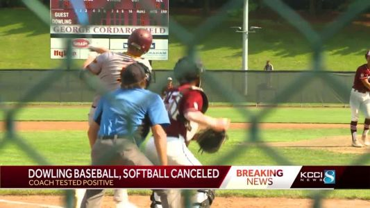Ankeny's AD confirms baseball player tests positive, sophomore team ends season