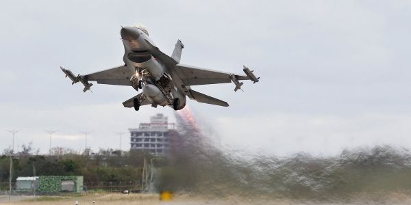 Trump is reportedly ready to sell dozens of new fighter jets to Taiwan, and China is already furious