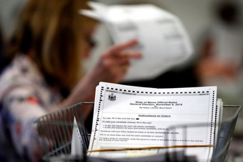 Maine to use ranked choice voting for presidential election