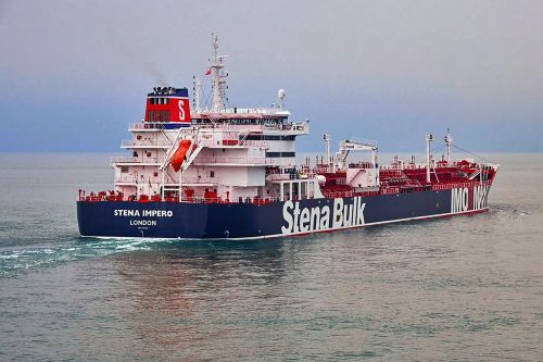 Iran claims it seized British tanker in Strait of Hormuz