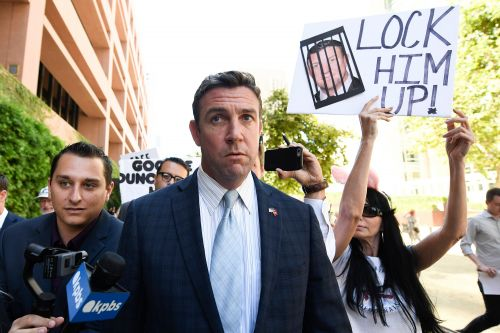 GOP Rep. Duncan Hunter will plead guilty to swiping $250K from campaign