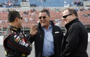 AP Exclusive: Felix Sabates to retire from NASCAR ownership