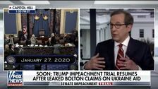 Chris Wallace Scolds Fox News Contributor: 'Get Your Facts Straight' On Impeachment