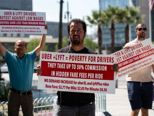 'This is why people are so angry': Tech giants like Google, Facebook, and Uber built their empires on the backs of contractors. A pandemic is showing just how horrifically that model failed American workers