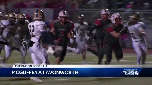 Avonworth defeats McGuffey