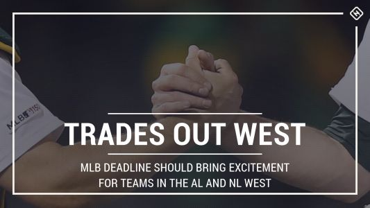 Dodgers, A's among West teams expected to make big trades as MLB deadline approaches