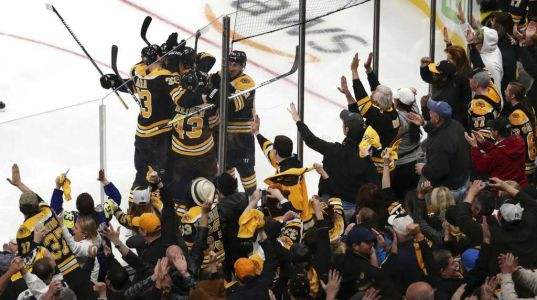 Concert, game watch to kick off Stanley Cup Final in Boston