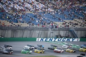 Ben Rhodes scores Truck win at Kentucky Speedway