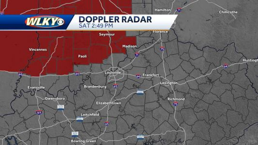 Tornado watch in effect for parts of southern Indiana