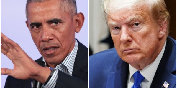 Trump's wave of attacks on Obama is an attempt to neutralize him as a powerful surrogate for Joe Biden, report says