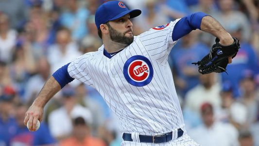 Cubs closer Brandon Morrow may miss start of next season after elbow surgery, report says