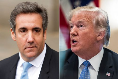 Cohen: Trump told me to pay off women to influence the election