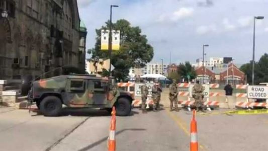 300 National Guard troops activated for presidential debate in Ohio