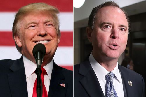 Trump attacks Adam Schiff as 'little Adam Schitt' in tweet