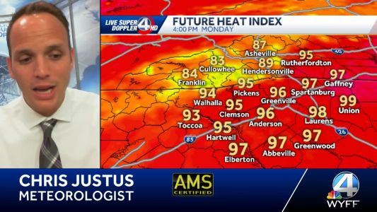 Videocast: Dangerously hot this week