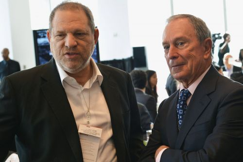 Harvey Weinstein recorded robocall for Mike Bloomberg's 2005 mayoral bid