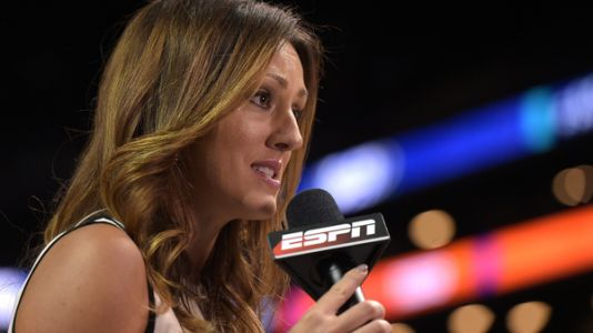 ESPN's Allison Williams explains why she's giving up her job over a vaccine mandate
