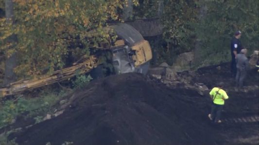 Excavator operator killed in accident at Mass. worksite, DA says