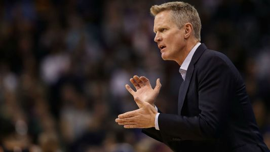 NBA playoffs 2019: Steve Kerr praises Warriors' bench for stepping up with Kevin Durant out