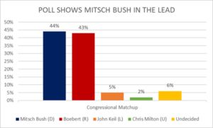 DCCC POLLING MEMO: Diane Mitsch Bush Leads in CO-03