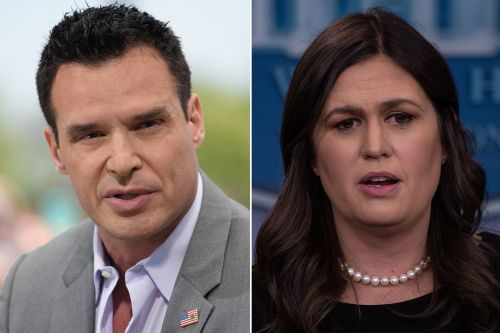 Antonio Sabato Jr. says he was 'blacklisted' like Sarah Huckabee Sanders
