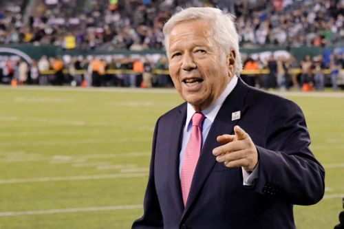 Patriots owner Robert Kraft cleared of Florida massage parlor sex charge