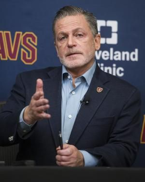 Cavalier owner Dan Gilbert out of hospital after stroke