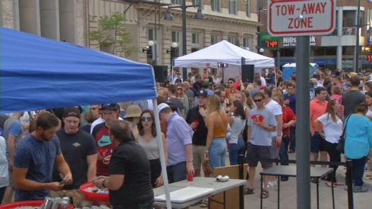 Iowa City to hold downtown block party; thousands expected
