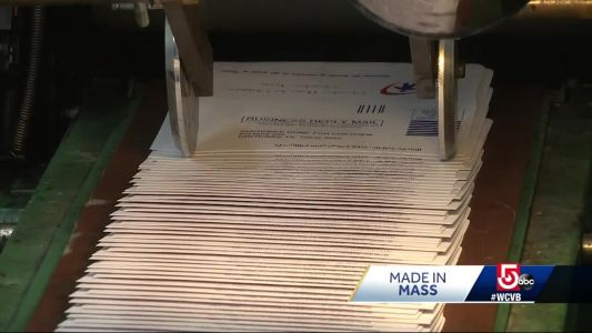 Made in Mass.: Envelope company with nearly a century of history