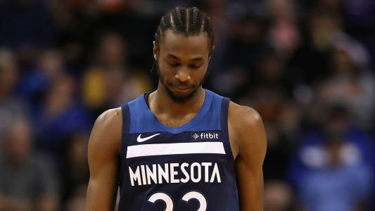 Andrew Wiggins has shoes, luggage stolen from Los Angeles home, report says