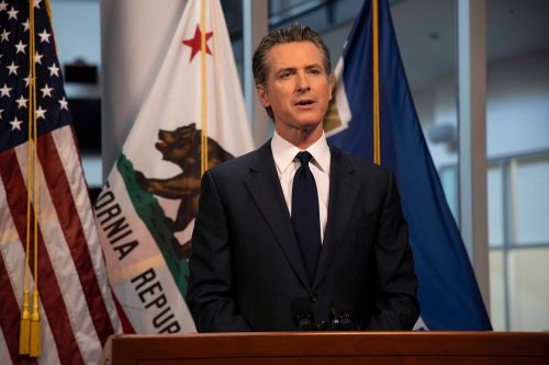 Gov. Newsom gives briefing on COVID-19, California wildfires
