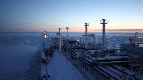 Russia plans earliest-ever shipment of Arctic LNG to Asia