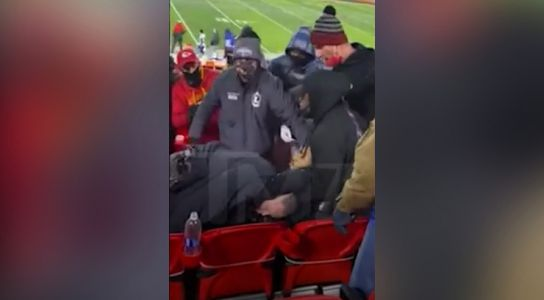 Police release video of Trey Songz allegedly assaulting officer at AFC Championship game
