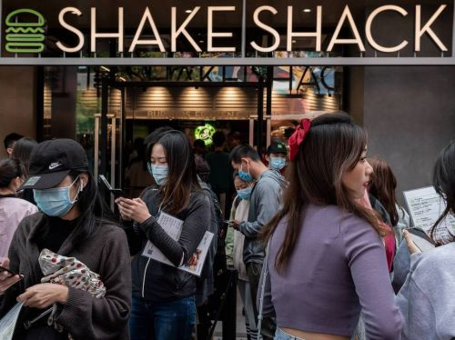Shake Shack CEO has revealed its plans for rapid expansion in Asia