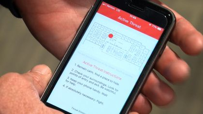Hudson Company Makes App To Better Protect Schools, Businesses From Attacks