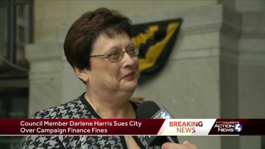 City Councilwoman Darlene Harris sues city, mayor over campaign finance fines