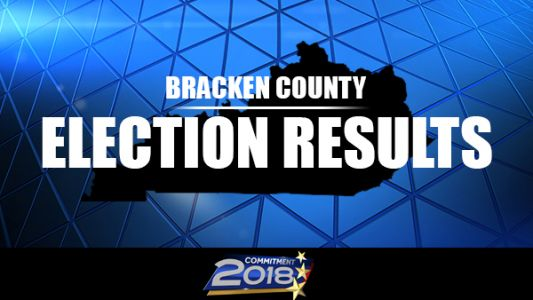 Bracken County election results: May 2018 primary