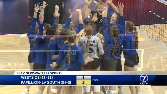 Papio South chased history; wins Metro volleyball championship