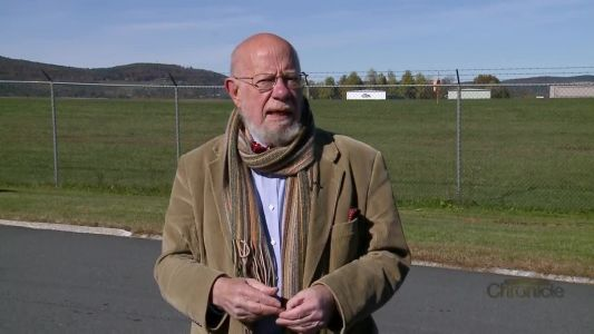 Fritz Wetherbee: Yellow Bird Crash in Enfield