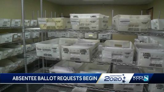 County auditors brace for high demand for absentee ballots