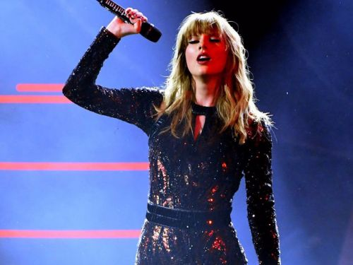 Taylor Swift used facial recognition software to identify her stalkers at concerts