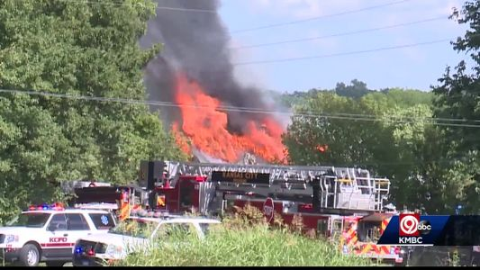 Fire consumes home near 59th, Manchester