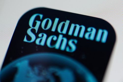 Goldman Sachs shares boosted on higher Q4 trading revenue