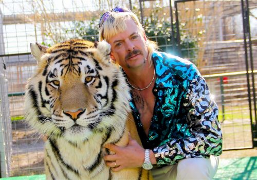 'Tiger King' star Joe Exotic waited for a pardon that never came
