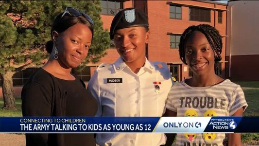 Army planting seeds into minds of kids as young as 12 years old