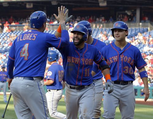 Mets go crazy with record-setting offensive outburst