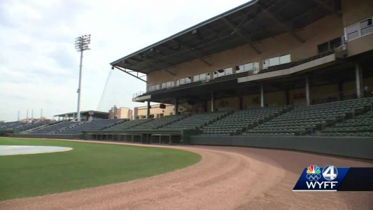 Greenville Drive thrilled to welcome fans back to Fluor Field soon