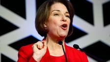 George Floyd's Death Resurfaces Amy Klobuchar's Tough-On-Crime, Easy-On-Cops Record